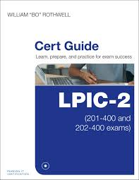 lpic 2 cert guide 201 400 and 202 400 exams pearson it