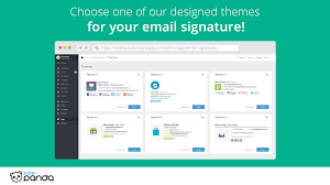 Free Email Signature Templates by Email Signatures U2013 Ecommerce Plugins For Online Stores U2013 Shopify