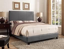 jacky queen bed heirloom gray