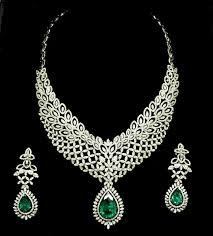 diamond set diamond necklace set diamond necklace jewelry set diamond bridal