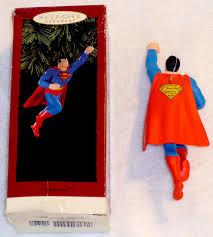 superman tree ornament tree