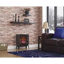 home depot black friday 2016 looking for electric fireplaces hampton bay legacy 1 000 sq ft 25 in panoramic electric stove