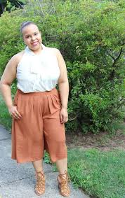 20 style tips on how to wear culottes ideas gurl com