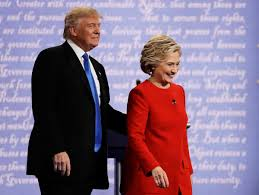 trump s how tall is hillary clinton and donald trump does height matter in