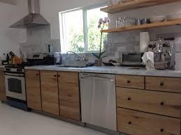 cabinet white oak kitchen cabinet