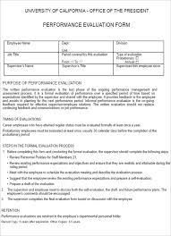 evaluation forms templates free u0026 premium creative template