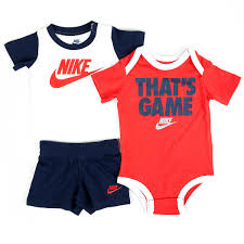obsidian color chart nike kids that u0027s game tee bodysuit short set toddler obsidian bei