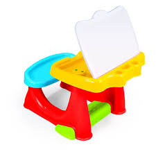 Kids Study Desk by Kids Sit And Play Activity Learn Drawing Painting Creative Study Desk