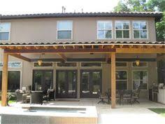 Backyard Patio Cover Ideas Building An Attached Patio Cover Patio Cover Attached To House