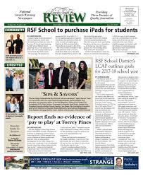 rancho santa fe review 06 29 17 by mainstreet media issuu