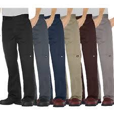 dickies loose fit pants ebay