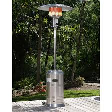Patio Gas Heaters by Patio Heaters U0026 Fire Columns Costco
