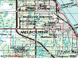 map melbourne fl melbourne florida fl 32904 profile population maps