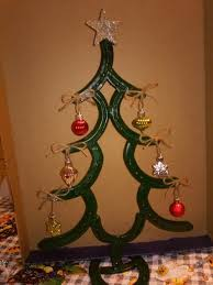 horseshoe christmas tree horseshoe christmas tree the owner builder network