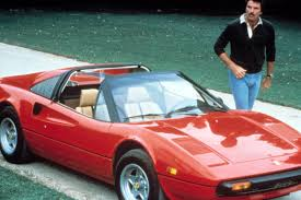 magnum pi year driven by tom selleck on magnum p i to be auctioned