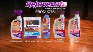 rejuvenate floor care