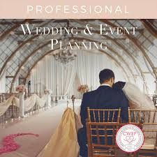wedding and event planning become a certified wedding and event planner