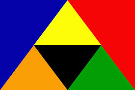 Flag Triangle The Voice Of Vexillology Flags U0026 Heraldry Geographic Equal