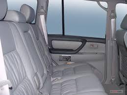 Toyota Land Cruiser Interior 2007 Toyota Land Cruiser Interior U S News U0026 World Report