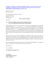 Letter Of Termination Employment by Sample Warning Letter To Employee For Bad Attitude