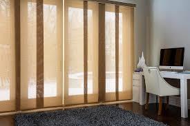 panel track blind custom made blinds blinds to go