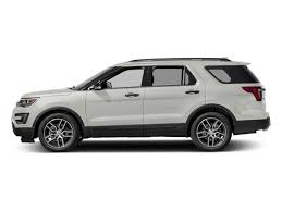 pre owned ford explorer sport certified pre owned 2016 ford explorer sport with dual panel
