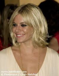 whatbhair texture does sienna miller have figuring out what to do with my hair sienna miller mid length hair