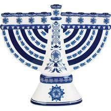 ceramic menorah menorah renaissance hanukkah menorah dreidels hanukkah gifts