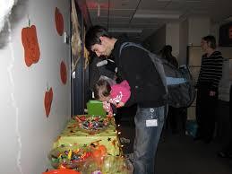 halloween bowl with grabbing hand zack ems elise and james november 2011