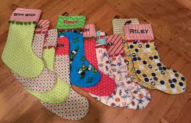 Homemade Christmas Stockings by Diy Projects A Little Something About Everything