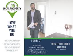 careers local property shop