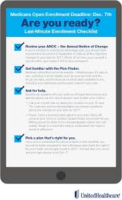 united healthcare producer help desk the medicare open enrollment checklist unitedhealthcare