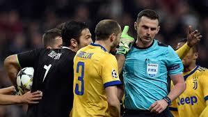 imagenes del real madrid juventus gianluigi buffon speaks out at juventus vs real madrid referee