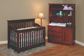 Convertible Crib Twin Bed by Convertible Cribs Amish Custom Furniture