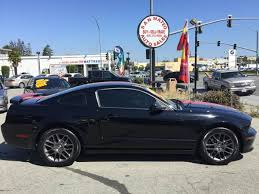 2008 Black Ford Mustang 2008 Ford Mustang Gt Premium In California For Sale 19 Used