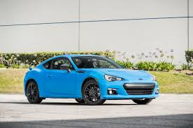 blue subaru wrx subaru drops new smurf blue limited brz and wrx sti editions in the us