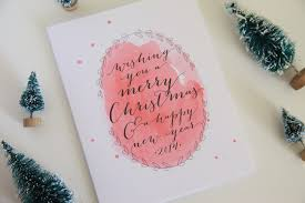 handmade watercolor cards unify handmade watercolor christmas cards my etsy shop