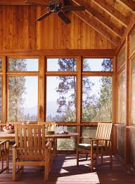 screen porch panels porch rustic with wood panel wall tree house
