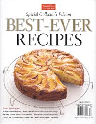 American Test Kitchen Recipes by Best Ever Recipes America U0027s Test Kitchen Christopher Kimball