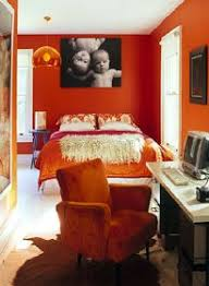 Orange Interior 171 Best Orange Interiors Images On Pinterest Orange Walls