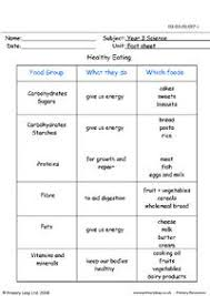 free unit 3a teeth and eating printable resource worksheets for kids