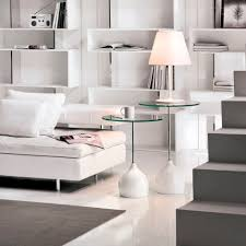 white side tables for living room luxurious glass pedestal side table for living room decobizz com