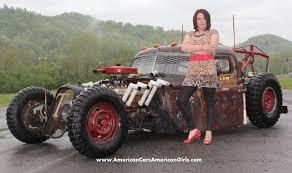 s10 mud truck jessica vs troy u0027s rat rod u2014 a match made in rod heavenby