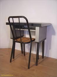 bureau bois et metal chaise bureau industriel luxe en metal bureau bois vintage