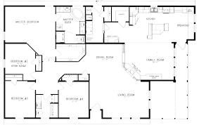 4 bedroom house blueprints design ideas floor plans 4 bedroom house 12 home designs on