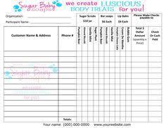 free blank order form template free blank order form urban