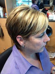 hairstyles for short highlighted blond hair 18 best brown short hair images on pinterest hair cut coiffures