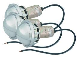 60101 3 compact courtesy lights clear bulk pack