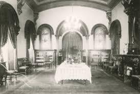1930 Homes Interior Johnston Felton Hay House