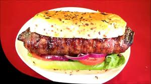 Backyard Grill Stuffed Burger Press Bacon Wrapped Stuffed Burger Dogs Our 500th Recipe On The